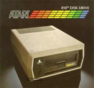 Atari 810 Disk Drive