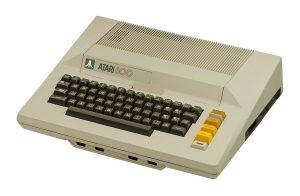 Atari 800 home computer