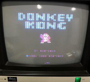 Donkey Kong Easter Egg