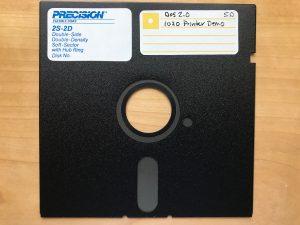 New Floppy Disk