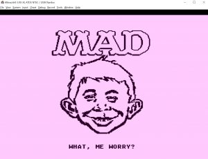 Mad Mag Graphic