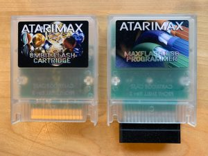 Atarimax Maxflash Cartridge and Programmer
