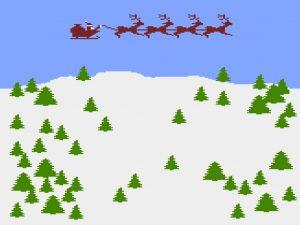 Atari Jingle Bells