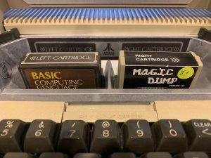 Magic Dump II Cartridge