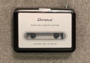Dansrue USB Cassette