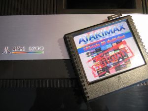 Atarimax SD catridge for Atari 5200