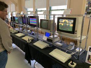 Atari XEs at VCF East 2019