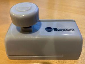 Suncom Disk Notcher