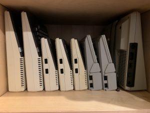Atari Storage