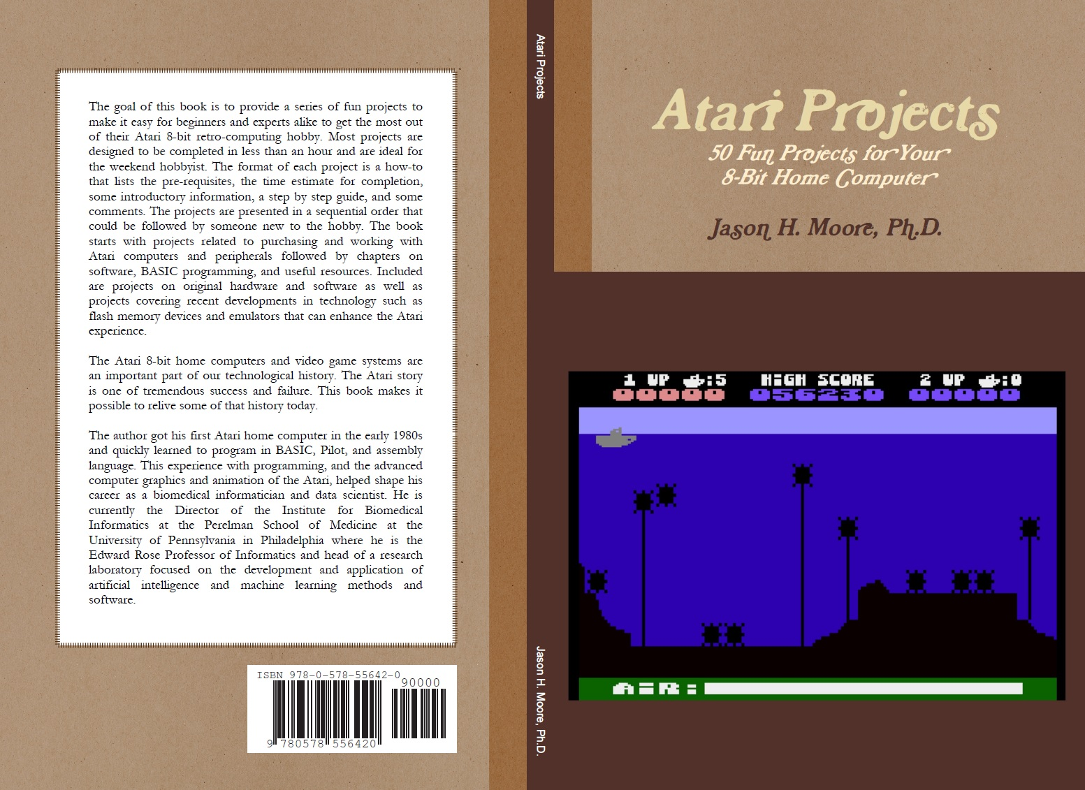 Atari Projects Book Cover