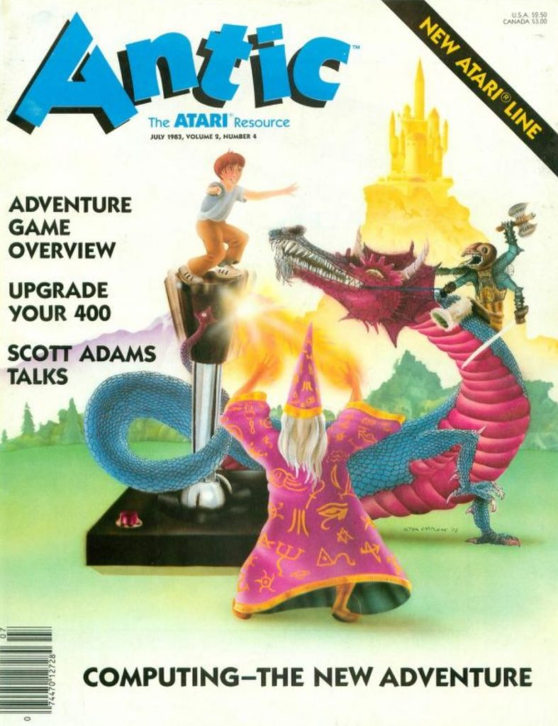 Antic Magazine 1983