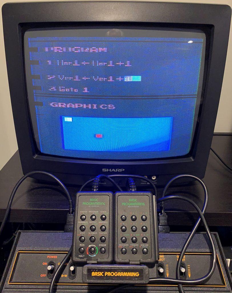 BASIC Programming on an Atari 2600