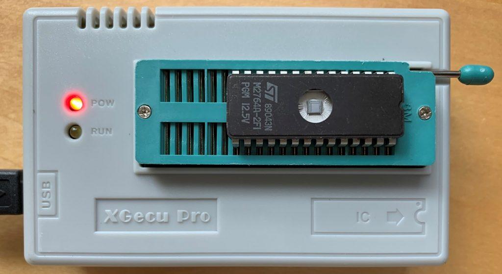 TL866II Plus EPROM Programmer
