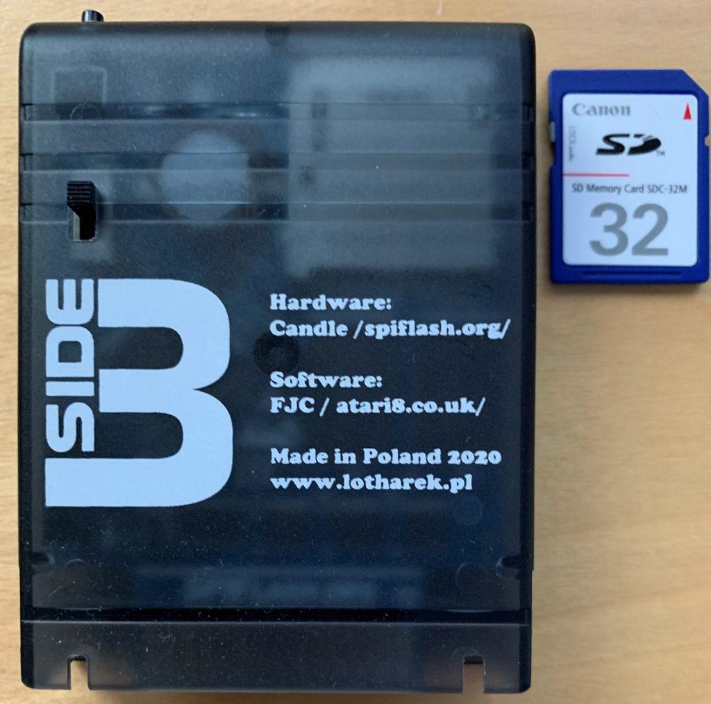SIDE3 Cartridge