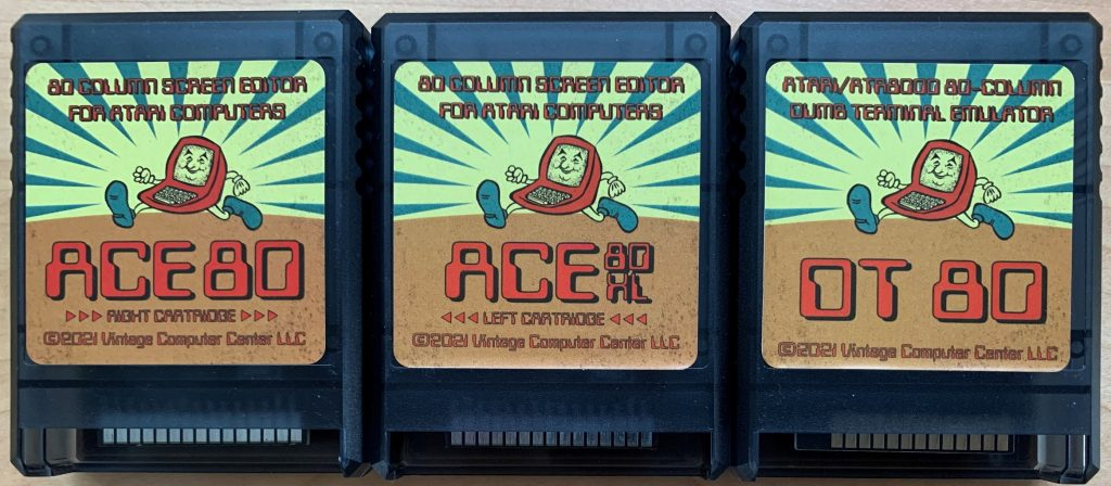 ACE-80 Line of Cartridges