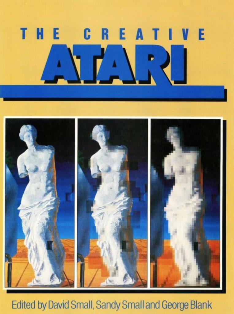 The Creative Atari Book Cover