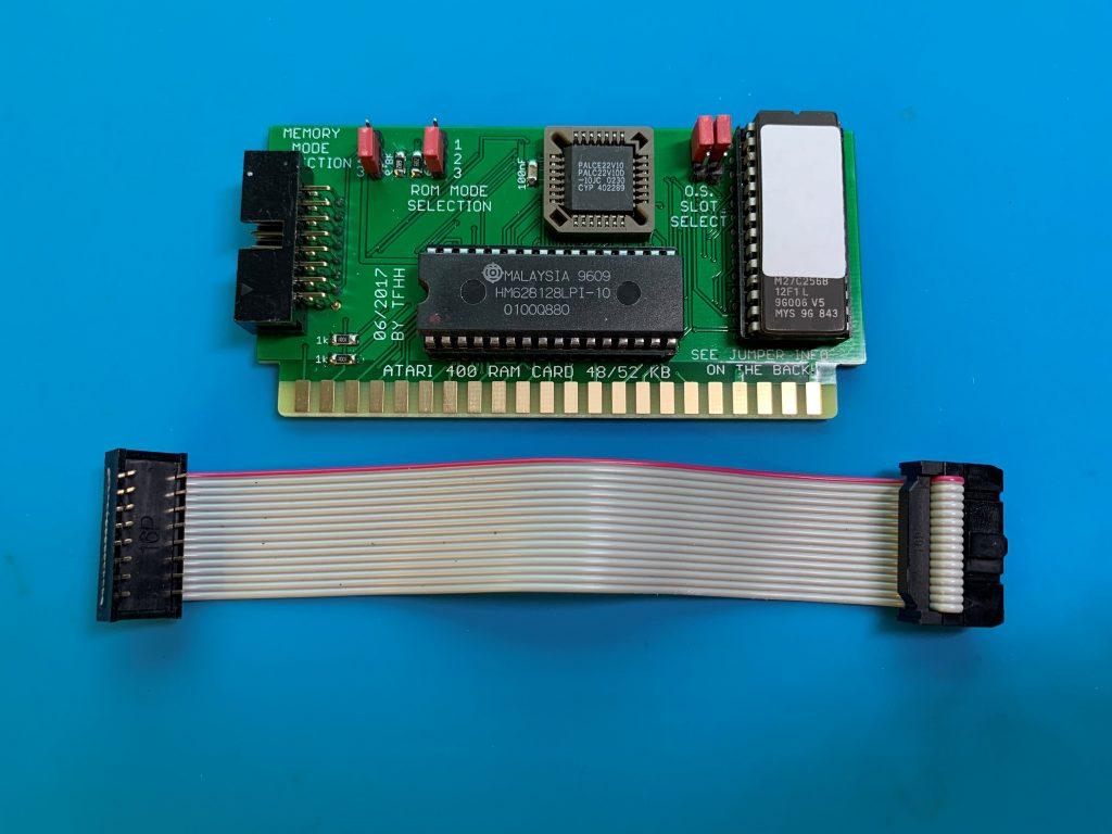Atari 400 RAM Upgrade