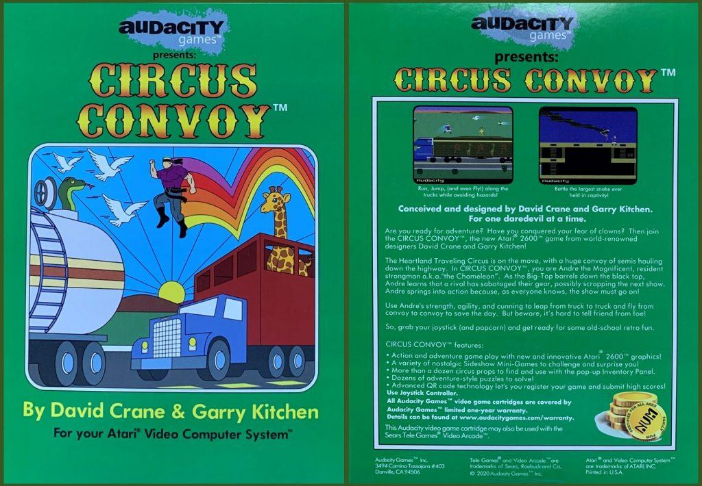 Circus Convoy Box Art