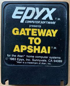 Gateway to Apshai Cartridge