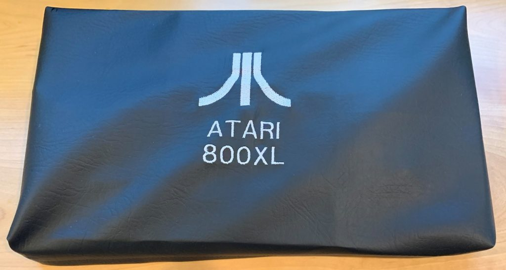 New Dust Cover for an Atari 800XL