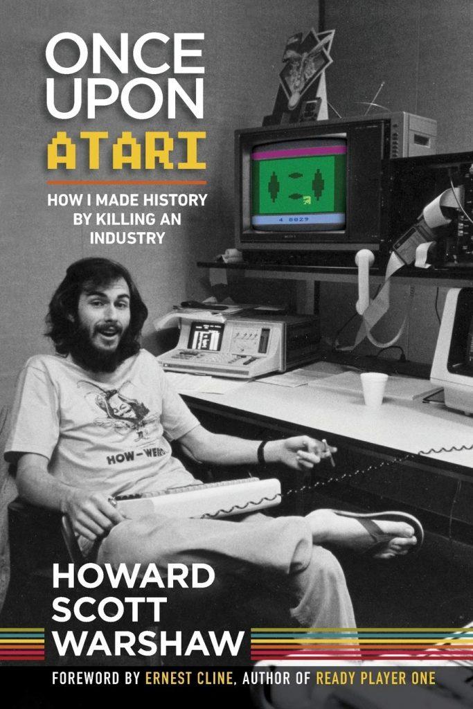 Once Upon Atari Cover